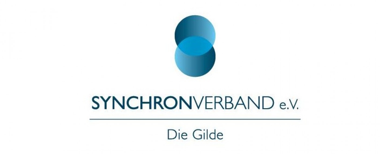 Deutscher Synchronverband e.V. beschließt Arbeitspause – Sprachatelierbetrieb bis Mitte April als Vorsichtsmaßnahme ausgesetzt – Bild: Synchronverband e.V - Die Gilde