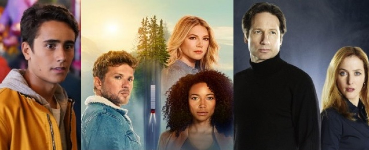 """Love, Victor"", ""Big Sky"" und ""Akte X"" – Bild: Hulu/ABC/20th Century Fox"