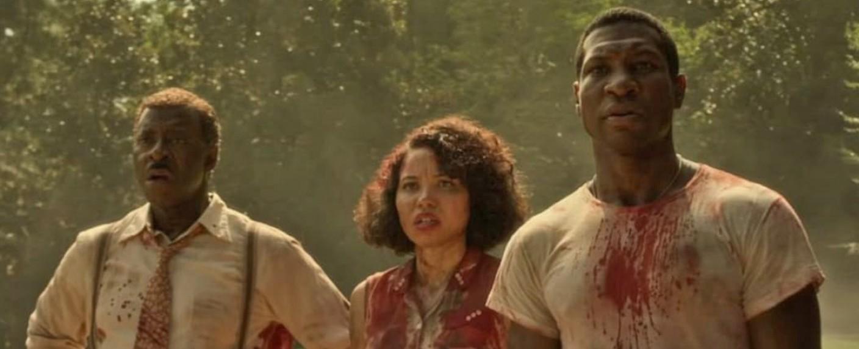 """Lovecraft Country"": Onkel George (Courtney B. Vance), Leti (Jurnee Smollett-Bell) und Atticus (Jonathan Majors) – Bild: HBO"