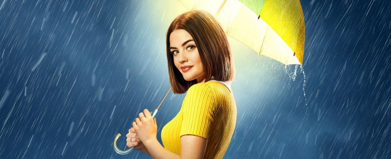 """Lucy Hale sieht als Stella in """"Life Sentence"""" das Positive im Leben – Bild: The CW"""