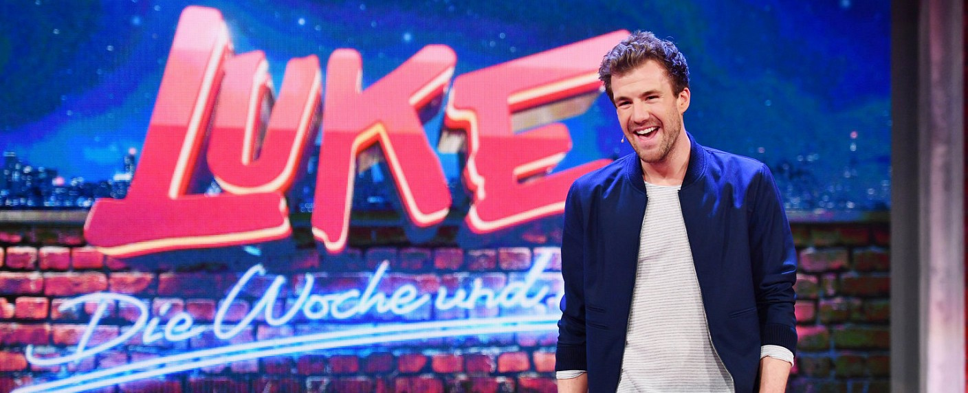 Luke Mockridge – Bild: Sat.1/Willi Weber