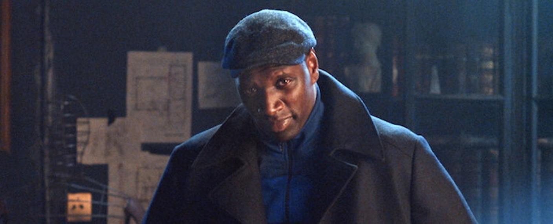 "Omar Sy als ""Arsène Lupin"" – Bild: Netflix"