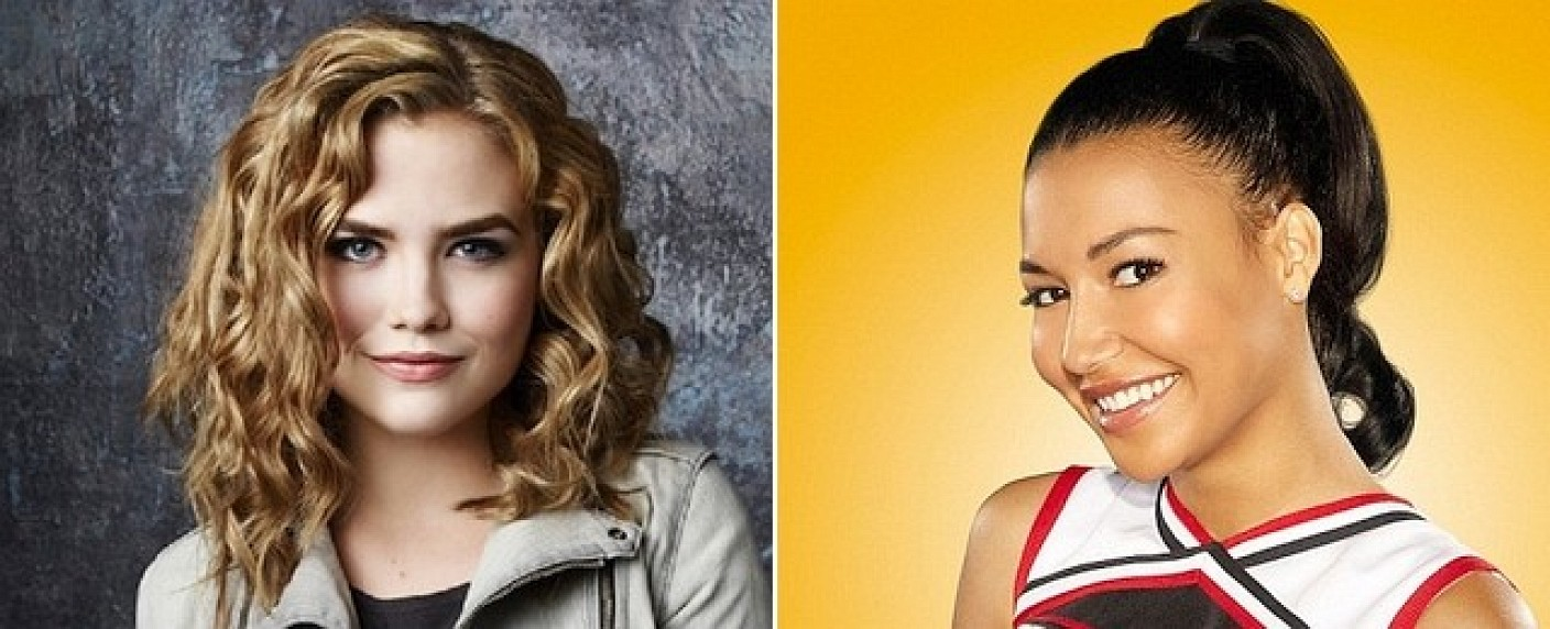 "Maddie Hasson in ""Twisted"" (l.) und Naya Rivera in ""Glee"" – Bild: ABC Family/FOX"