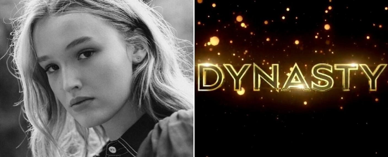 """Maddison Brown ist neu beim """"Denver-Clan"""" – Bild: IMDB/The CW"""