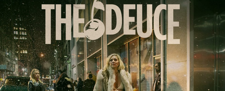 """Maggie Gyllenhaal in """"The Deuce"""" – Bild: HBO"""
