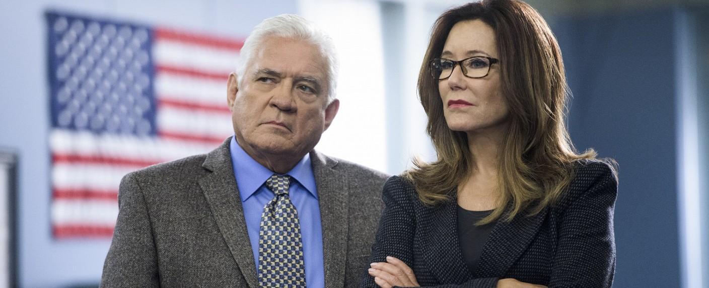 """Major Crimes"": 13 neue Fälle für Captain Raydor (Mary McDonnell, r.) und Lt. Provenza (G.W. Bailey) – Bild: TNT"