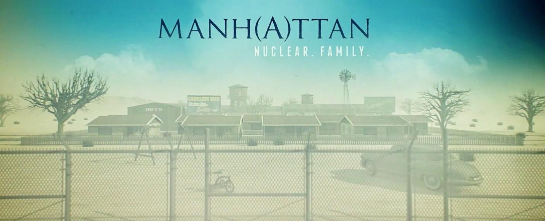 """Manhattan"" – Bild: WGN America"