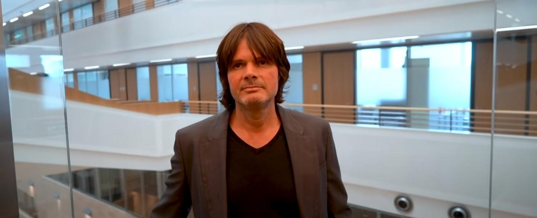 Markus Grün, Schöpfer des späten Internet-Hits – Bild: Spiegel TV/Screenshot