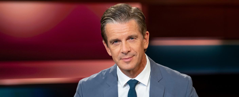 Markus Lanz – Bild: ZDF/Markus Hertrich