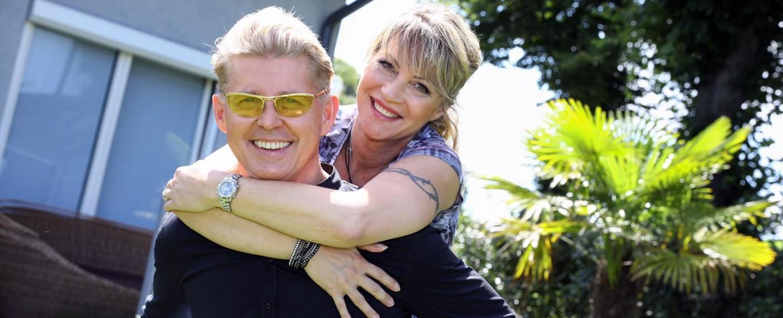 Markus Mörl und Yvonne König – Bild: RTL Zwei