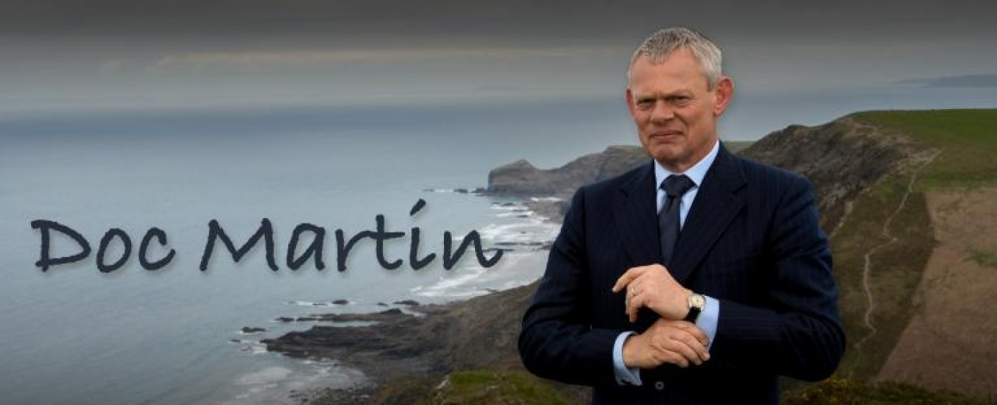 "Martin Clunes ist ""Doc Martin"" – Bild: Digital Rights Group Limited"