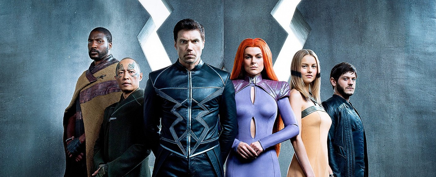 """Marvel's Inhumans"" – Bild: ABC"