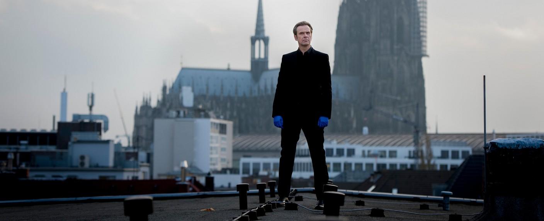 "Matthias Matschke ist ""Professor T."" – Bild: ZDF/Martin Rottenkolber"