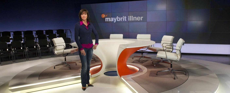 """""""Maybrit Illner Spezial"""" am Dienstagabend – Bild: ZDF/Carmen Sauerbrei"""