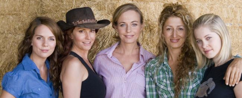 """""""McLeod's Töchter"""" könnte als Miniserie zurückkehren – Bild: Nine Network"""