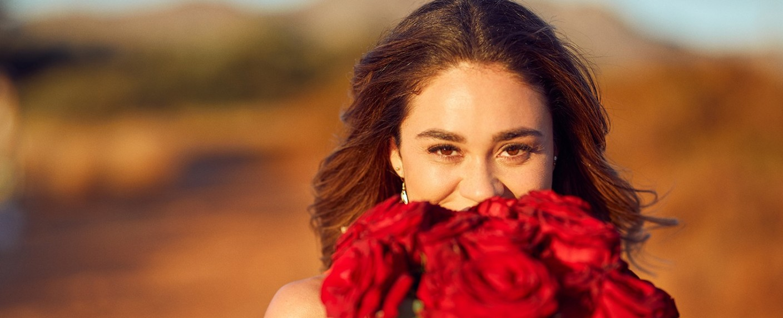 """Melissa Damilia ist die """"Bachelorette"""" 2020 – Bild: TVNOW/Arya Shirazi"""