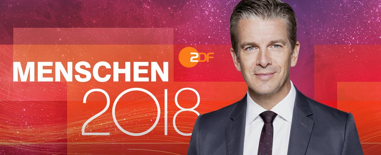 """""""Menschen 2018"""" mit Markus Lanz – Bild: ZDF/Agentur Alpenblick/Juliane Werner"""
