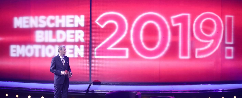 """2019! Menschen, Bilder, Emotionen"" – Bild: TVNOW/Frank Hempel"