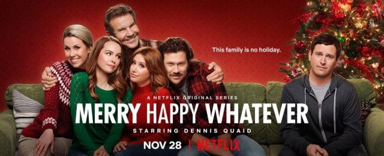 Matt ist Außenseiter in der eng gestrickten Familie – Bild: Netflix