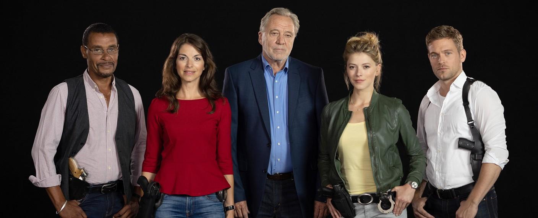 """Das aktuelle """"SOKO München""""-Team – Bild: ZDF/Markus Sapper"""