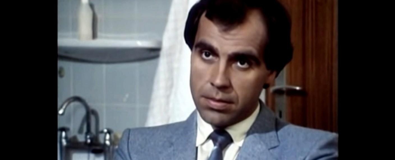 """Michael Brennicke 1984 als Schauspieler in """"Aktenzeichen XY…ungelöst"""" – Bild: YouTube/Screenshot"""