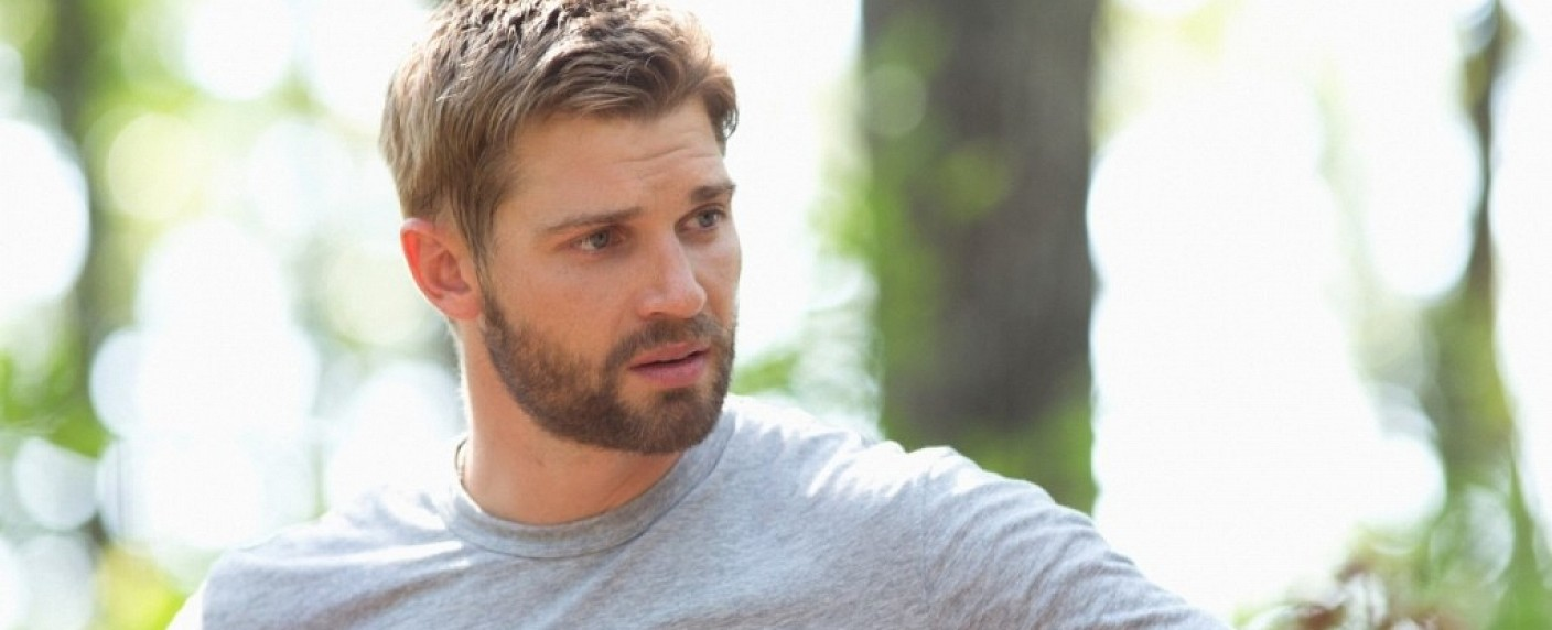 "Mike Vogel in ""Under the Dome"" – Bild: CBS"
