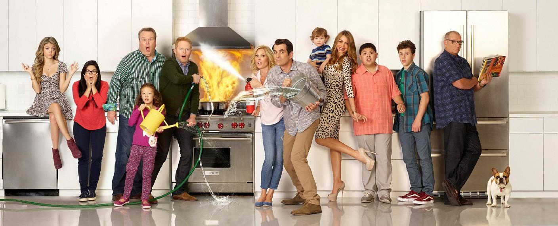 """Der umfangreiche Cast von """"Modern Family"""" – Bild: FOX"""