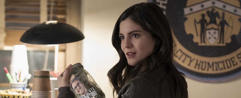 """Monica Barbaro in """"The Good Cop"""" – Bild: Netflix"""