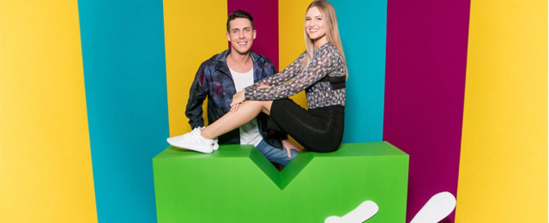 """""""MTV + YOU"""" mit Tobias Wolf und Maren Merkel – Bild: MTV/Viacom"""