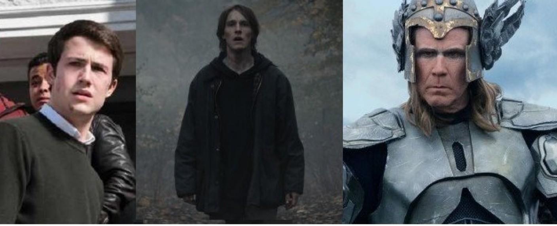 """""""Tote Mädchen lügen nicht"""", """"Dark"""", """"ESC: The Story of Fire Saga"""" – Bild: Netflix"""