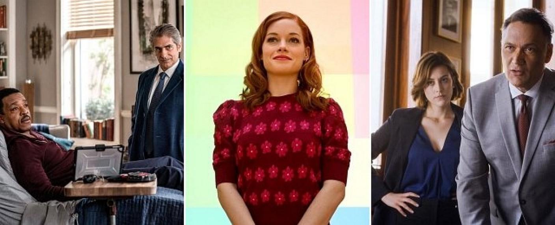 """Neue NBC-Serien sind unter anderem """"Lincoln"""", """"Zoey's Extraordinary Playlist"""" und """"Bluff City Law"""" – Bild: NBC"""