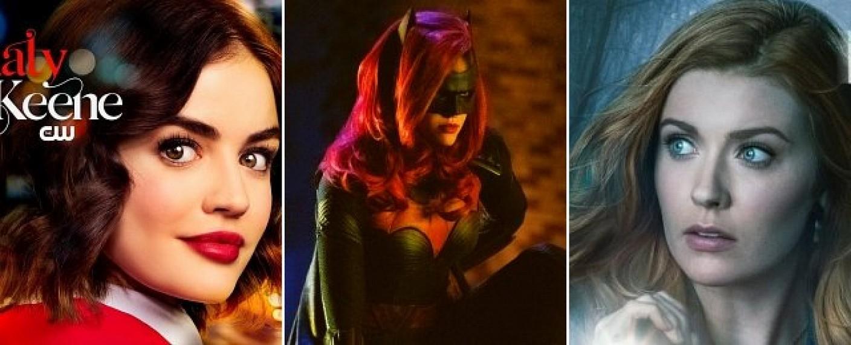 "Neue Serien bei The CW: ""Katy Keene"", ""Batwoman"" und ""Nancy Drew"" – Bild: The CW"