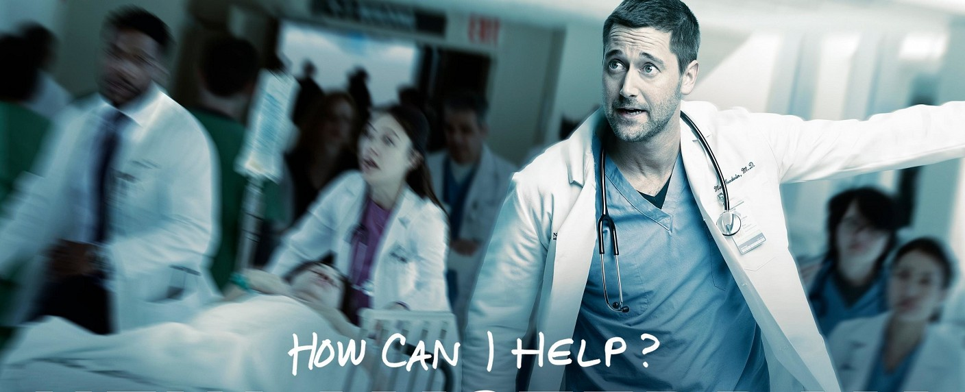 """New Amsterdam"" – Bild: NBC"