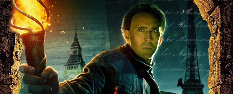 """Nicolas Cage im zweiten """"National Treasure""""-Film """"Das Vermächtnis des geheimen Buches"""" – Bild: Walt Disney Studios"""