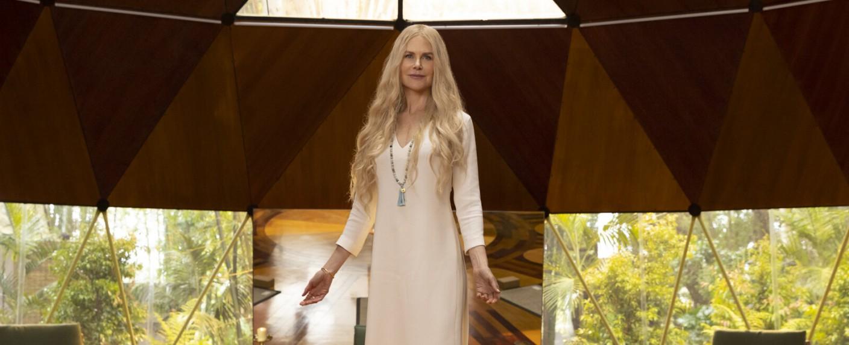 """Nine Perfect Strangers"" Nicole Kidman zieht als rätselhafte ..."
