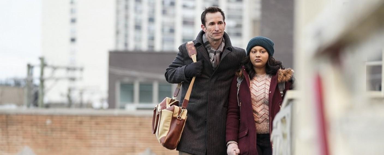"""Noah Wyle und Aliyah Royale in """"The Red Line"""" – Bild: CBS"""