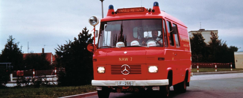 """Notarztwagen 7"" – Bild: hr Media/S.A.D. Home Entertainment GmbH"