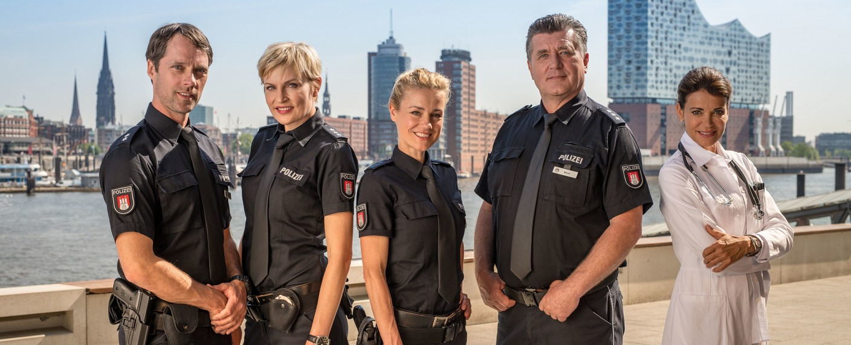 """""""Notruf Hafenkante"""" geht in die 13. Staffel – Bild: ZDF/Boris Laewen"""