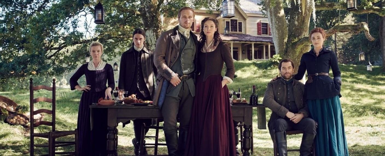 """Outlander"" Staffel 5 – Bild: Starz"