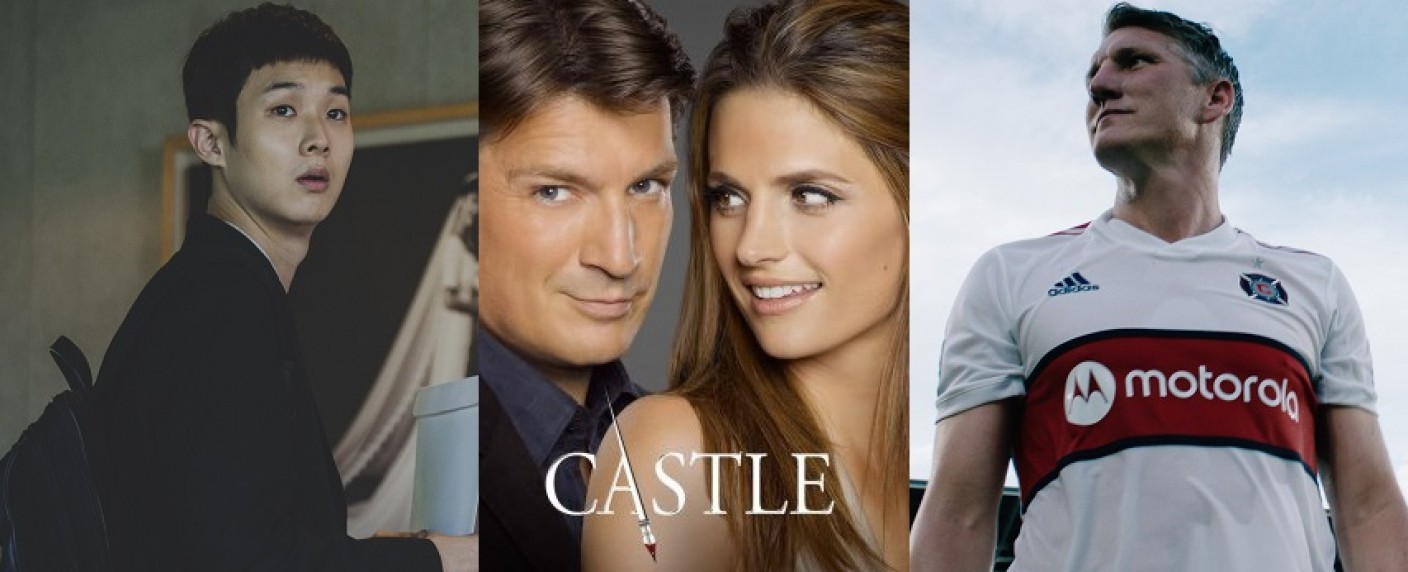 """Parasite"", ""Castle"" und ""Schw31ns7eiger: Memories"" – Bild: © 2020 Koch Films/ABC/© 2020 Amazon.com Inc., or its affiliates/Barefoot Films"