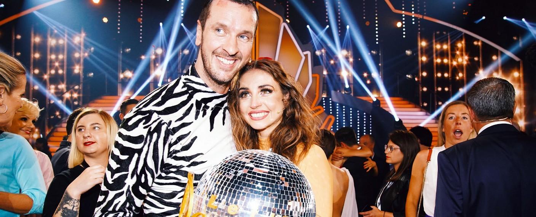 """Pascal Hens und Ekaterina Leonova sind die Gewinner der diesjährigen Staffel von """"Let's Dance"""" – Bild: RTL/Stefan Gregorowius"""