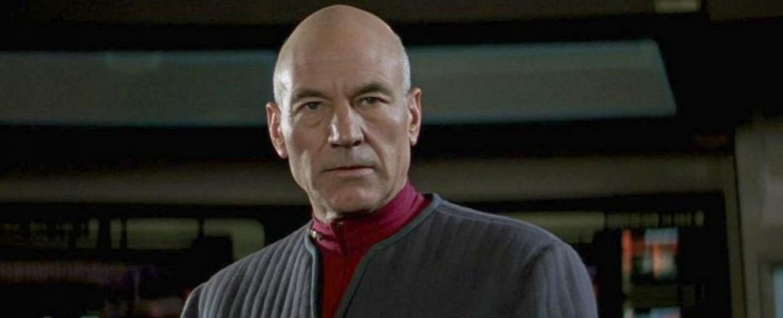 Patrick Stewart als Jean-Luc Picard – Bild: Paramount Pictures