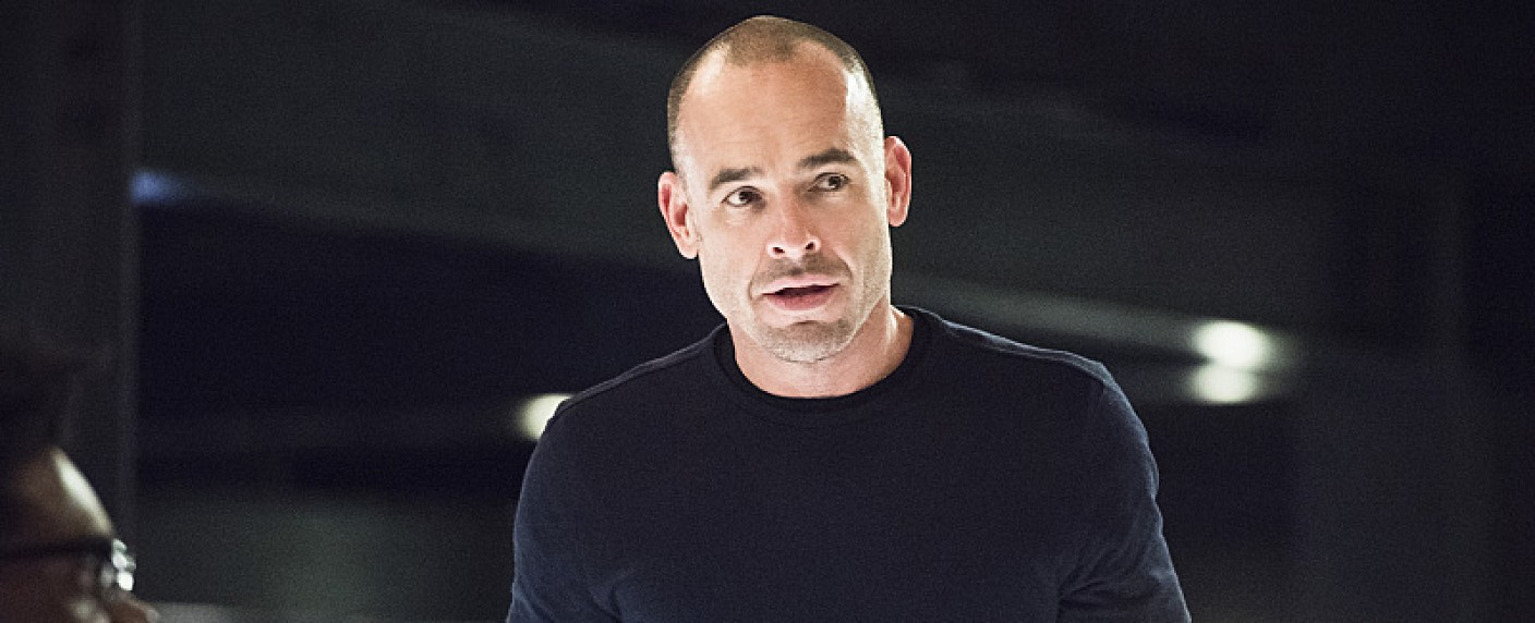 "Paul Blackthorne in ""Arrow"" – Bild: The CW"
