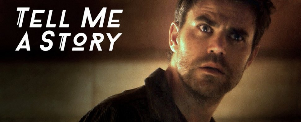 """Paul Wesley in """"Tell Me A Story"""" – Bild: CBS All Access"""