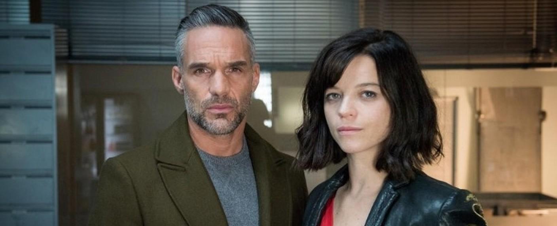 """Philippe Bas und Juliette Roudet in der achten Staffel von """"Profiling Paris"""" – Bild: Christophe Charzat/TF1"""