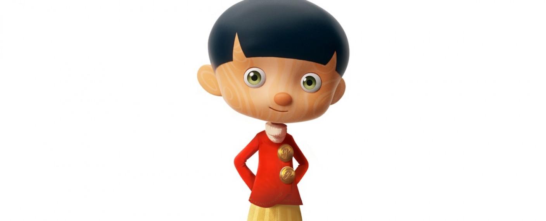 Pinocchio – nicht aus Holz, sondern aus dem Computer – Bild: ZDF/2019 METHOD ANIMATION-PALOMAR