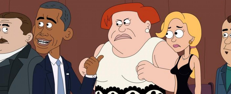"""Präsident Obama besucht """"Brickleberry"""" – Bild: 2014 Twentieth Century Fox Film Corporation and Comedy Partners"""