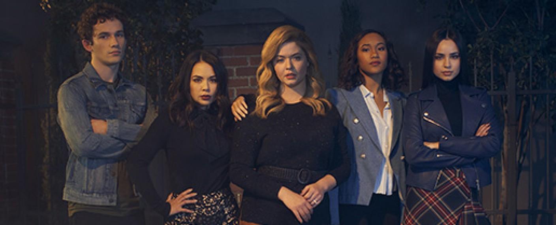 """""""Pretty Little Liars: The Perfectionists"""": Nach nur einer Staffel ist Schluss – Bild: Freeform"""