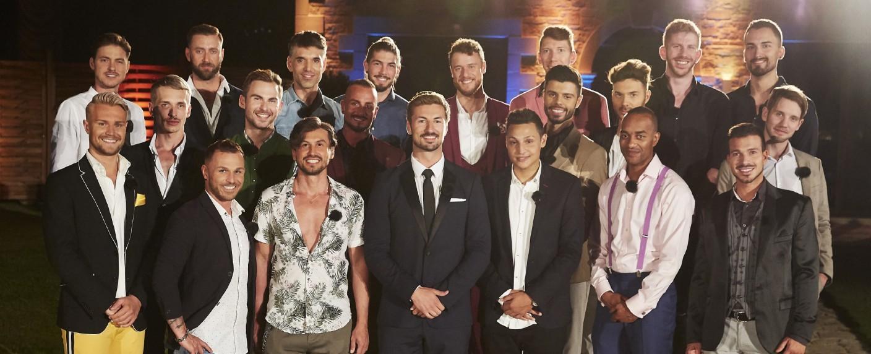 """Der Cast der ersten """"Prince Charming""""-Staffel – Bild: TVNOW"""