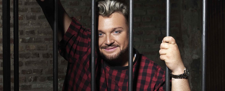 """Nahm auch an """"Big Brother"""" teil: Nun bekommt Menowin Fröhlich seine eigene Doku bei TVNOW – Bild: Sat.1/Arne Weychardt"""